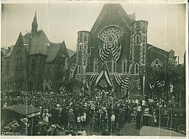 Consecration of the State Street Cathedral