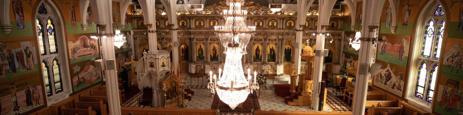Last Days Of St Raphaels Cathedral >> St Nicholas Antiochian Orthodox Cathedral Home